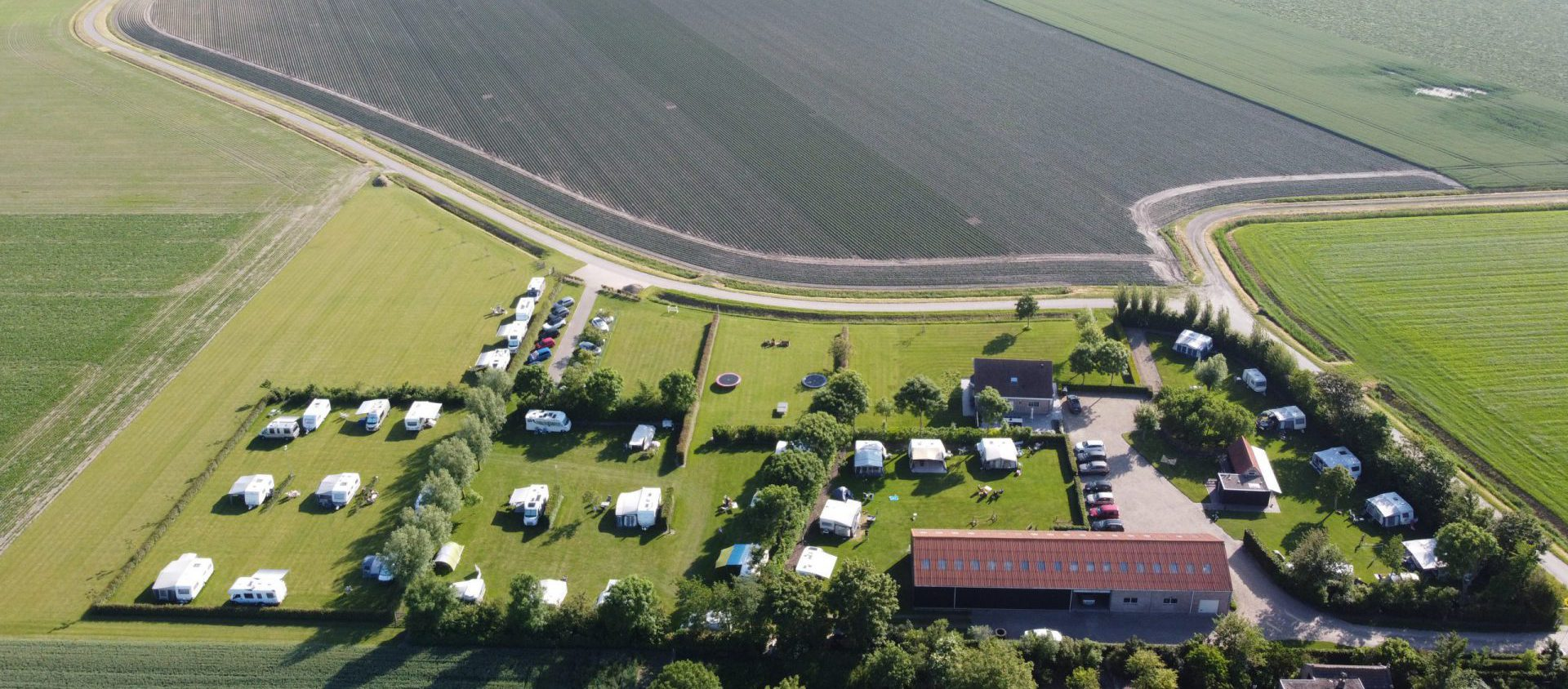Mini-Camping 't Hof Welkom, Zeeland, Cadzand